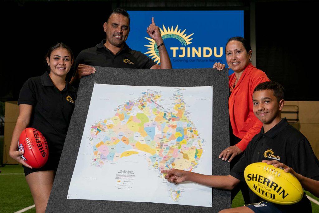 Tjindu Foundation team